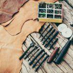 Sådan kan du lave læderprodukter i din fritid